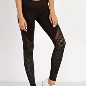 NWT Splits59 Jordan Tight Black Leggings Bandier